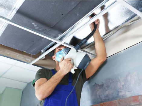 Air Duct Cleaning in St. Louis