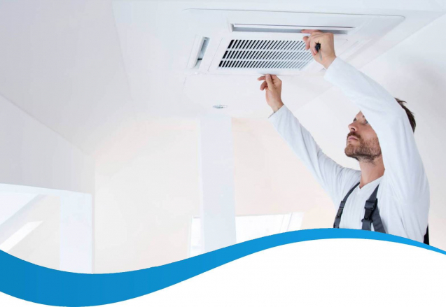Professional Air duct cleaning St. Louis